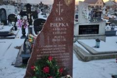 """""""20"""" rocznica śmierci Jana Piepki, 08.03.2021"""