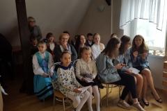 Łebno Gminny Konkurs Recytatorski Poezji Jana Piepki 28.03.2019