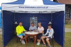 Pożegnanie lata wspólnie z WOK i Radą sołecką Łebno 07.09.2019
